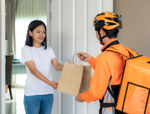 """""""5 Checks for Safe Food Delivery"""" From the NEHA Food Safety Program Committee"""